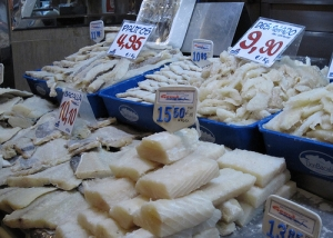bacalla mercat