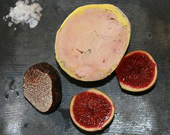 Foie mi-cuit (€/Kg)