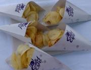paperines de patates xips